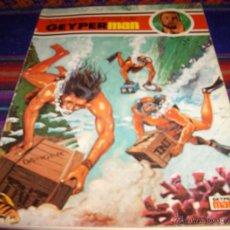 Tebeos: LAS AVENTURAS DE GEYPERMAN NºS 1, 3 Y 6. ERSA 1978. 90 PTS.. Lote 40985845
