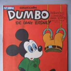 Tebeos: COLECCION DUMBO Nº 494. Lote 41117609