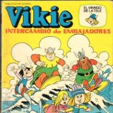 Tebeos: TEBEOS-COMICS CANDY - VIKIE EL VIKINGO - Nº 48 - ED. ERSA - 1980 - *UU99. Lote 41411210