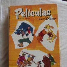 Tebeos: PELICULAS WALT DISNEY TOMO SEXTO COLECCION JOVIAL E.R.S.A. . Lote 42102685