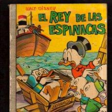 Tebeos: TEBEO DE LA COLECCIÓN DUMBO - Nº 9 - EL REY DE LAS ESPINACAS - ERSA - 1973. Lote 42307784