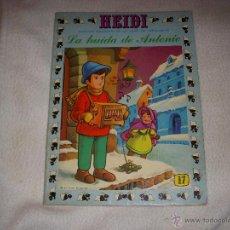 Tebeos: HEIDI Nº 17, EDITORIAL ERSA. Lote 42334475