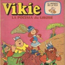 Tebeos: VENDO TEBEO VIKIE EL VIKINGO (LA POCIMA DE LIROBE), Nº 15. AÑO 1976.. Lote 42408596
