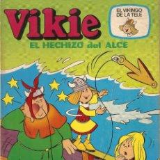 Tebeos: VENDO TEBEO DE VIKIE EL VIKINGO (EL HECHIZO DEL ALCE), Nº 5. AÑO 1975.. Lote 42408698