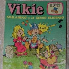 Tebeos: VENDO TEBEO DE VIKIE EL VIKINGO (MULADINO Y EL GENIO EUGENIO), Nº 11.. Lote 42637424
