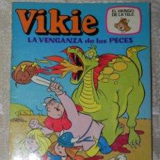 Tebeos: VENDO TEBEO DE VIKIE EL VIKINGO (LA VENGANZA DE LOS PECES), Nº 7.. Lote 42637608