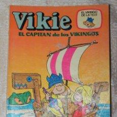 Tebeos: VENDO TEBEO DE VIKIE EL VIKINGO (EL CAPITÁN DE LOS VIKINGOS), Nº 1.. Lote 42637717