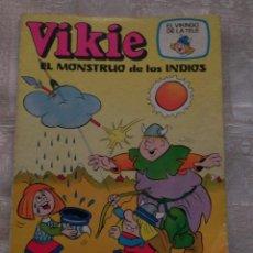 Tebeos: VENDO TEBEO DE VIKIE EL VIKINGO (EL MONSTRUO DE LOS INDIOS), Nº 13.. Lote 56175456