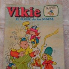 Tebeos: VENDO TEBEO DE VIKIE EL VIKINGO (EL ELIXIR DE LOS MAYAS), Nº 10.. Lote 42637906