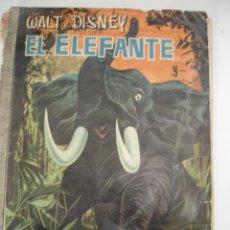 Tebeos: WALT DISNEY --EL ELEFANTE-COLECCION DUMBO N.40- ERSA 1971 . Lote 43191627