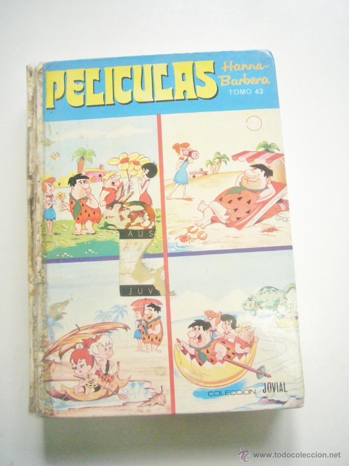 PELICULAS HANNA BARBERA - TOMO 42- Nº 42 - COLECCIÓN JOVIAL - ERSA C57 (Tebeos y Comics - Ersa)