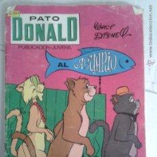 Tebeos: PATO DONALD - Nº 217 PUBLICACION JUVENIL DE WALT DISNEY AÑO 1975. Lote 43441777