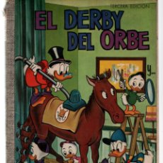 Tebeos: COLECCION DUMBO Nº 35 EL DERBY DEL ORBE 3ª EDICION. Lote 44351432