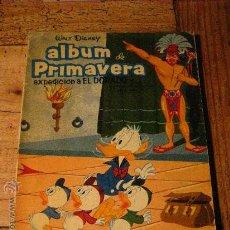 Tebeos: COLECCION DUMBO ALBUM DE PRIMAVERA EXPEDICION AL DORADO. Lote 19778603