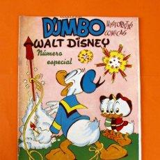 Tebeos: COLECCION DUMBO - WALT DISNEY - HISTORIETAS COMICAS - Nº 94 - SONAMBULOS - ERSA -. Lote 45135329