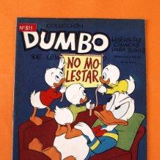 Tebeos: COLECCION DUMBO - WALT DISNEY - HISTORIETAS COMICAS - Nº 311 - SAFARILEPIDOPTERO - ERSA -. Lote 45150431