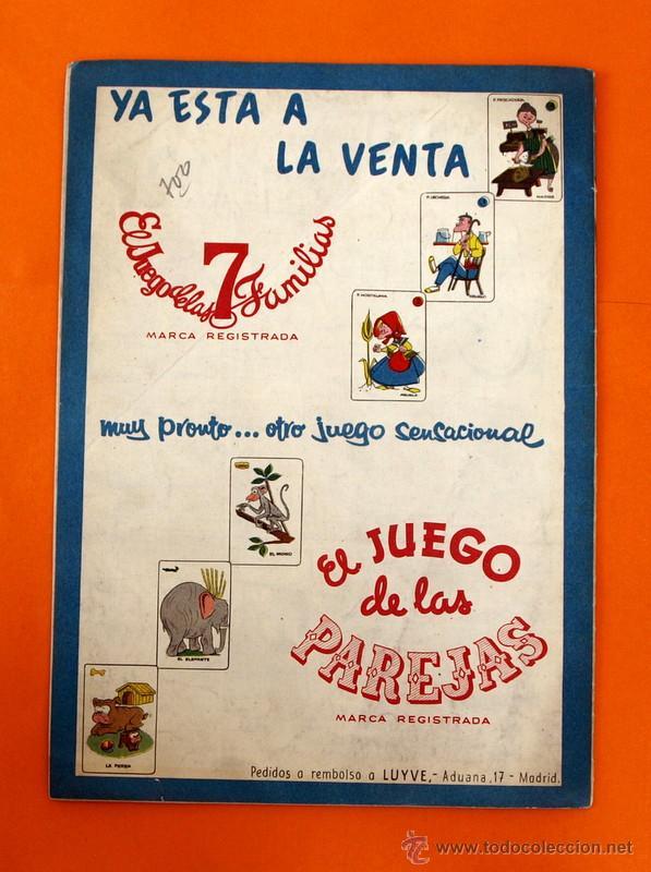Tebeos: COLECCION DUMBO - WALT DISNEY - HISTORIETAS COMICAS - Nº 330 - AMOR PERRUNO - ERSA - - Foto 2 - 45150827