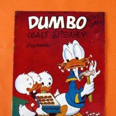Tebeos: COLECCION DUMBO - WALT DISNEY - HISTORIETAS COMICAS - Nº 99 - SUGERENCIAS - ERSA -. Lote 45163203