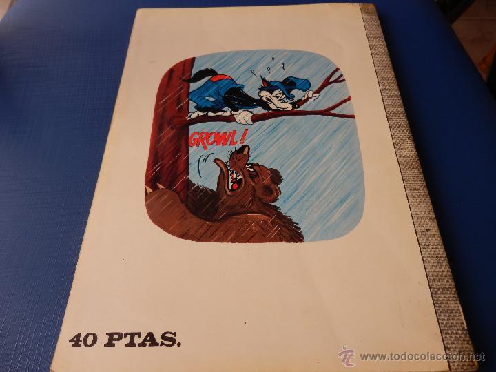 Tebeos: COLECCIÓN DUMBO NUM. 82 - WALT DISNEY - E.R.S.A. - AÑO 1971 40 PTAS. - Foto 6 - 45519067