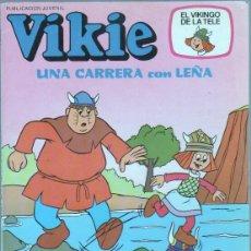 Tebeos: VIKIE EL VIKINGO DE LA TELE Nº 70 EDICIONES RECREATIVAS ERSA - MUY NUEVO. Lote 46006860