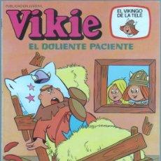 Tebeos: VIKIE EL VIKINGO DE LA TELE Nº 72 EDICIONES RECREATIVAS ERSA - MUY NUEVO. Lote 46006928