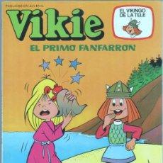 Tebeos: VIKIE EL VIKINGO DE LA TELE Nº 73 EDICIONES RECREATIVAS ERSA - MUY NUEVO. Lote 46006956