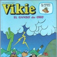 Tebeos: VIKIE EL VIKINGO DE LA TELE Nº 74 EDICIONES RECREATIVAS ERSA - MUY NUEVO. Lote 46006985