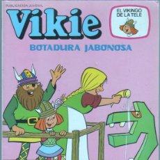 Tebeos: VIKIE EL VIKINGO DE LA TELE Nº 75 EDICIONES RECREATIVAS ERSA - MUY NUEVO. Lote 46007036