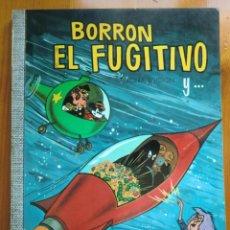 Tebeos: COMIC TEBEO BORRÓN EL FUGITIVO (1970) Nº 30 WALT DISNEY, COLECCIÓN DUMBO. EDITORIAL ERSA. Lote 46614263