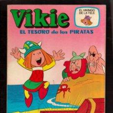 Tebeos: TEBEOS- - VIKIE EL VIKINGO - Nº 2 - ED. ERSA - 1975 VER TODOS MIS TEBEOS. Lote 46935121