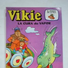 Tebeos: VIKIE Nº 71 - LA CURA DE VAPOR - ERSA 1984. Lote 47432561