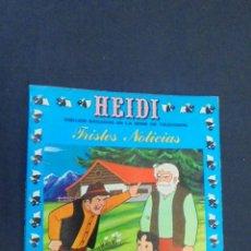Tebeos: HEIDI - Nº 4 - EDICIONES RECREATIVAS.. Lote 47470111