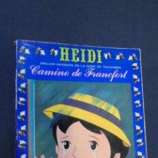 Tebeos: HEIDI - Nº 5 - EDICIONES RECREATIVAS.. Lote 47470577