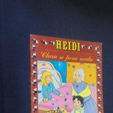 Tebeos: HEIDI - Nº 8 - EDICIONES RECREATIVAS.. Lote 47470900