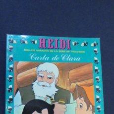 Tebeos: HEIDI - Nº 10 - EDICIONES RECREATIVAS.. Lote 47471069