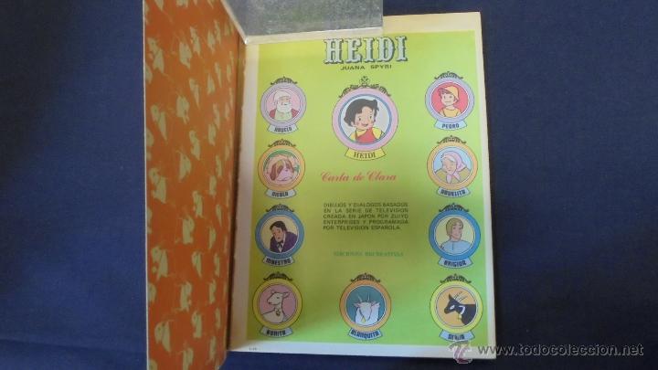 Tebeos: HEIDI - Nº 10 - EDICIONES RECREATIVAS. - Foto 2 - 47471069