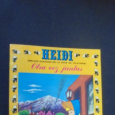 Tebeos: HEIDI - Nº 11- EDICIONES RECREATIVAS.. Lote 47471112