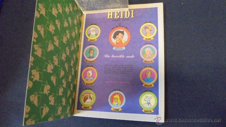 Tebeos: HEIDI - Nº 12 - EDICIONES RECREATIVAS. - Foto 2 - 47471165