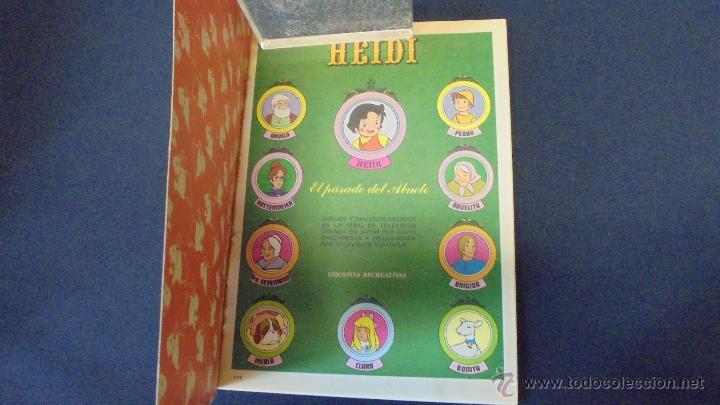 Tebeos: HEIDI - Nº 15 - EDICIONES RECREATIVAS. - Foto 2 - 48494694
