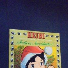 Tebeos: HEIDI - Nº 16 - EDICIONES RECREATIVAS.. Lote 47471368