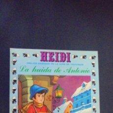 Tebeos: HEIDI - Nº 17 - EDICIONES RECREATIVAS.. Lote 47471413