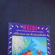 Tebeos: HEIDI - Nº 19 - EDICIONES RECREATIVAS.. Lote 47471559