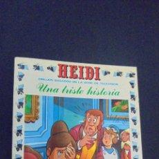 Tebeos: HEIDI - Nº 29 - EDICIONES RECREATIVAS.. Lote 48494705