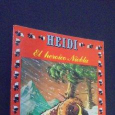 Tebeos: HEIDI - Nº 18 - ERSA - EDICIONES RECREATIVAS.. Lote 48024634