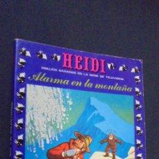 Tebeos: HEIDI - Nº 19 - ERSA - EDICIONES RECREATIVAS.. Lote 48025254