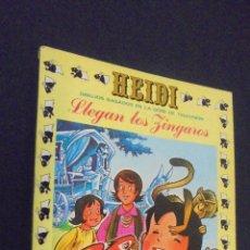 Tebeos: HEIDI - Nº 20 - ERSA - EDICIONES RECREATIVAS.. Lote 48025396