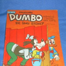 Tebeos: COLECCION DUMBO - WALT DISNEY - Nº 476. Lote 48520450