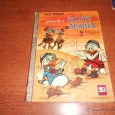 Tebeos: COL. DUMBO WALT DISNEY Nº 2 GILITO DE ARABIA EDICIONES RECREATIVAS (ERSA) 1965. Lote 49276950