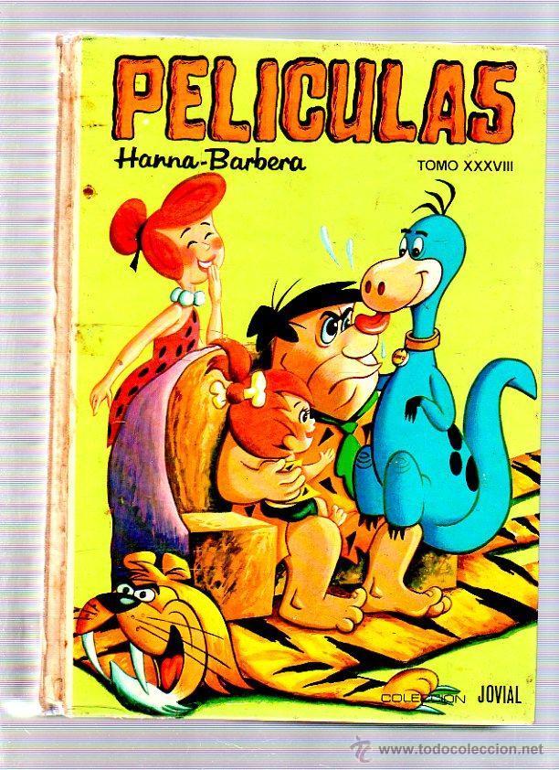 COLECCION JOVIAL. PELICULAS. TOMO XXXVIII. HANNA-BARBERA. EDICIONES ERSA (Tebeos y Comics - Ersa)