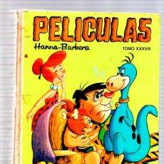 Tebeos: COLECCION JOVIAL. PELICULAS. TOMO XXXVIII. HANNA-BARBERA. EDICIONES ERSA. Lote 49299517